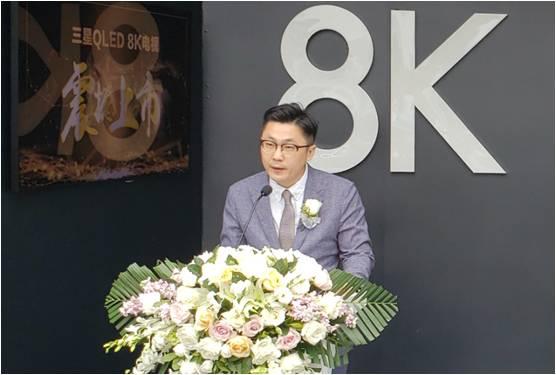 """""""古城""""焕""""新颜"""",三星QLED 8K电视""""焕新""""西安"""