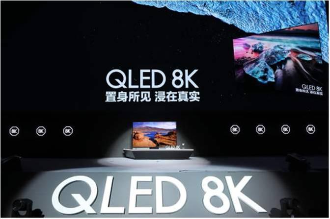 """QLED分分时时彩全球销量突破540万台,三星分分时时彩剑指""""十四连冠"""""""