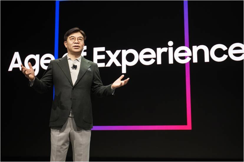 """三星电子在CES 2020宣布""""体验时代""""到来"""