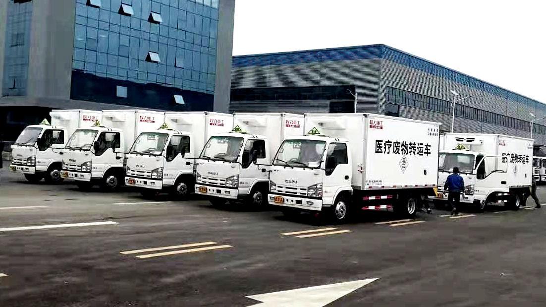 重啟2020 慶鈴汽車為物流運輸行業按下加速鍵
