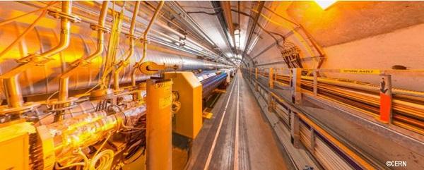 AMD EPYC(霄龙)CPU 助力 CERN 在 LHCb 实验中进行快速夸克检测