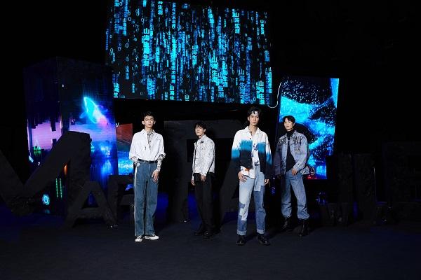 马克华菲2021AW上海时装周