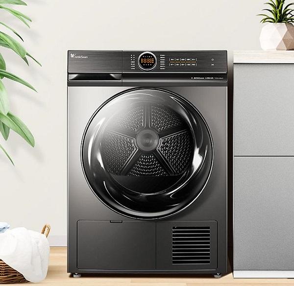 小天鹅热泵烘干机,阴雨天也能让你闻到阳光的味道