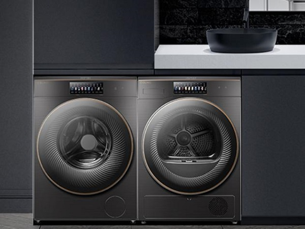 COLMO星图系列洗烘套装,开启你的智能洗护新生活